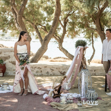 GETTING MARRIED ON CRETE