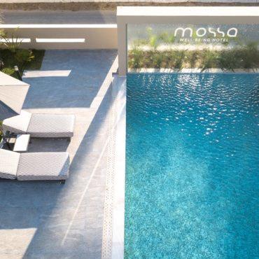 Mossa Hotel - Εξωτερικά