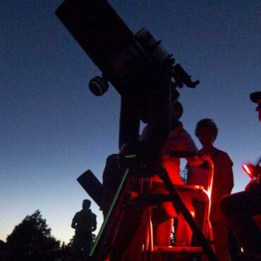Νύχτες Αστρονομίας, Ένα Παράθυρο στο Σύμπαν των Θεών